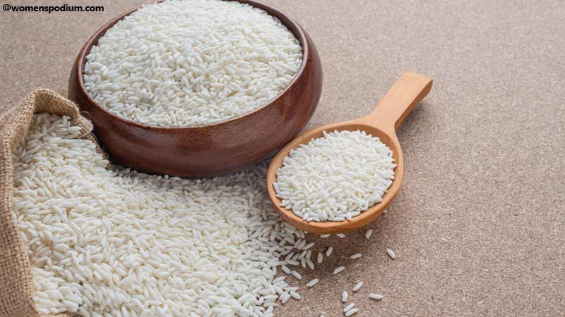 Rice, Flour and Cereal Grains