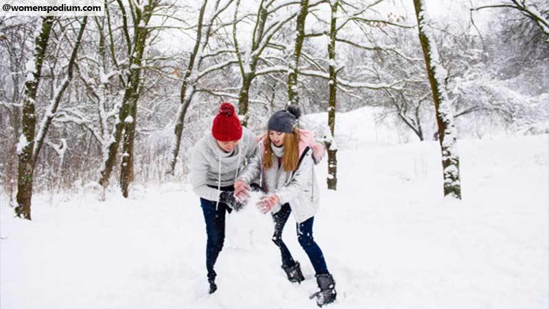 Snowy WinterDate