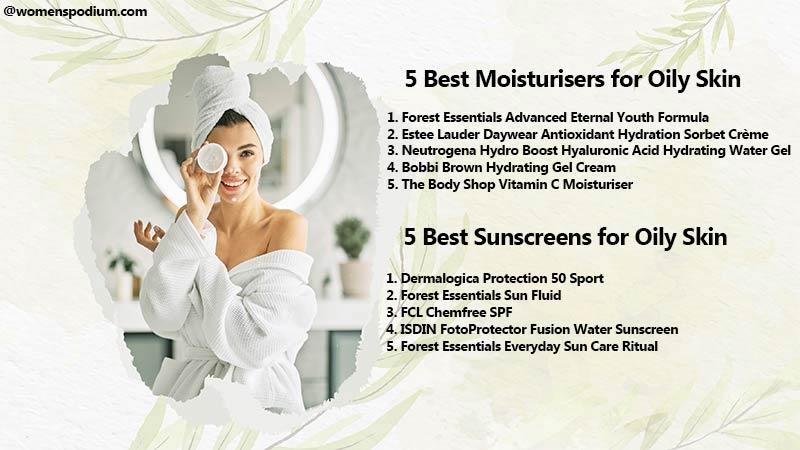 Best Moisturisers and Sunscreens