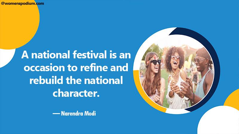National festival