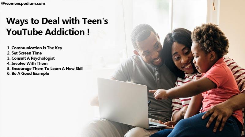 teens youtube addiction